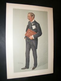 Vanity Fair Print 1904 John Frederick Bridge, Music